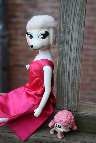 4/365- Peteena & Poodle | by pullip_junk