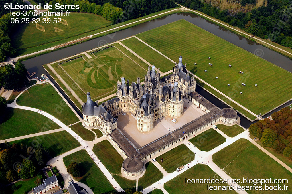 Château de Chambord Rolling Stones | © Léonard de Serres | Léonard