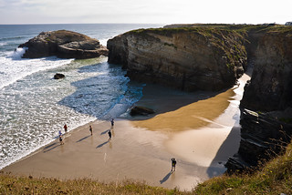 Ribadeo, Praia as Catedrais – Playa Catedrales | by Ruggero Poggianella Photostream ©