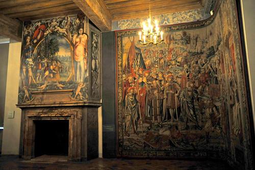 La chambre du roi ch teau d 39 ecouen val d 39 oise - Chambre des notaires val d oise ...