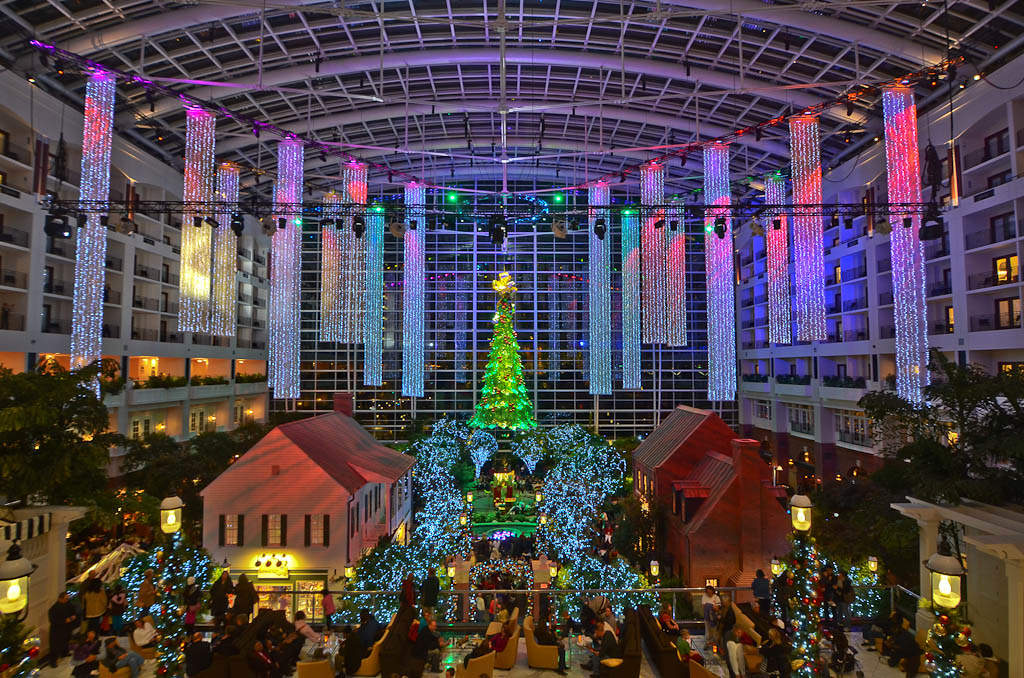 christmas at gaylord hotel by dren88