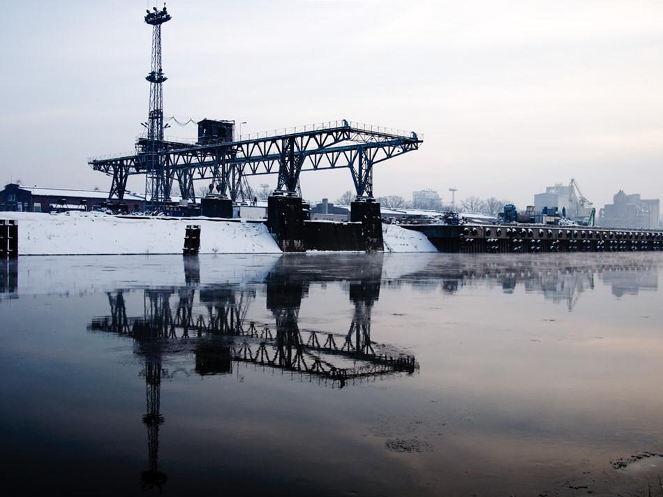Czas pracy na statkach żeglugi śródlądowej