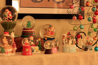 snow globes | by artsy-crafty babe