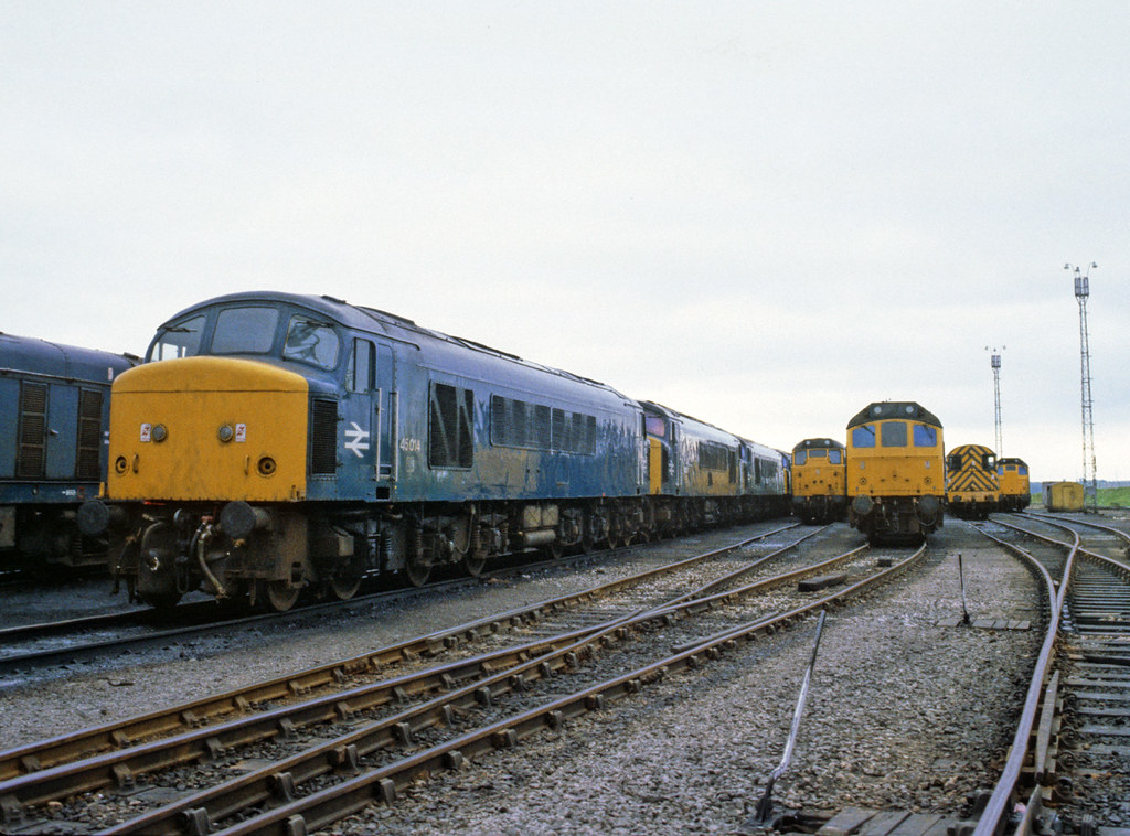 ... 45045 and 45104 Tinsley | by SilsonRoadrunner