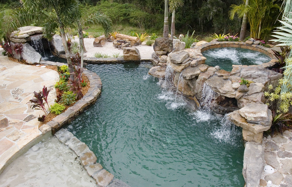 10 Complete Outdoor Designs of Swimming Pools | The number … | Flickr