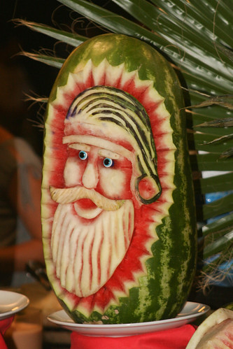 Santa Melon's Coming to Town | by Matt. Create.