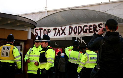 UK Uncut - Brighton, Saturday 18th December 2010 | by Dominic's pics