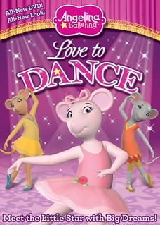 Angelina Ballerina: Love to Dance | by Contra Costa Times