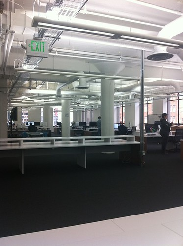 foursquare HQ West | by foursquare HQ