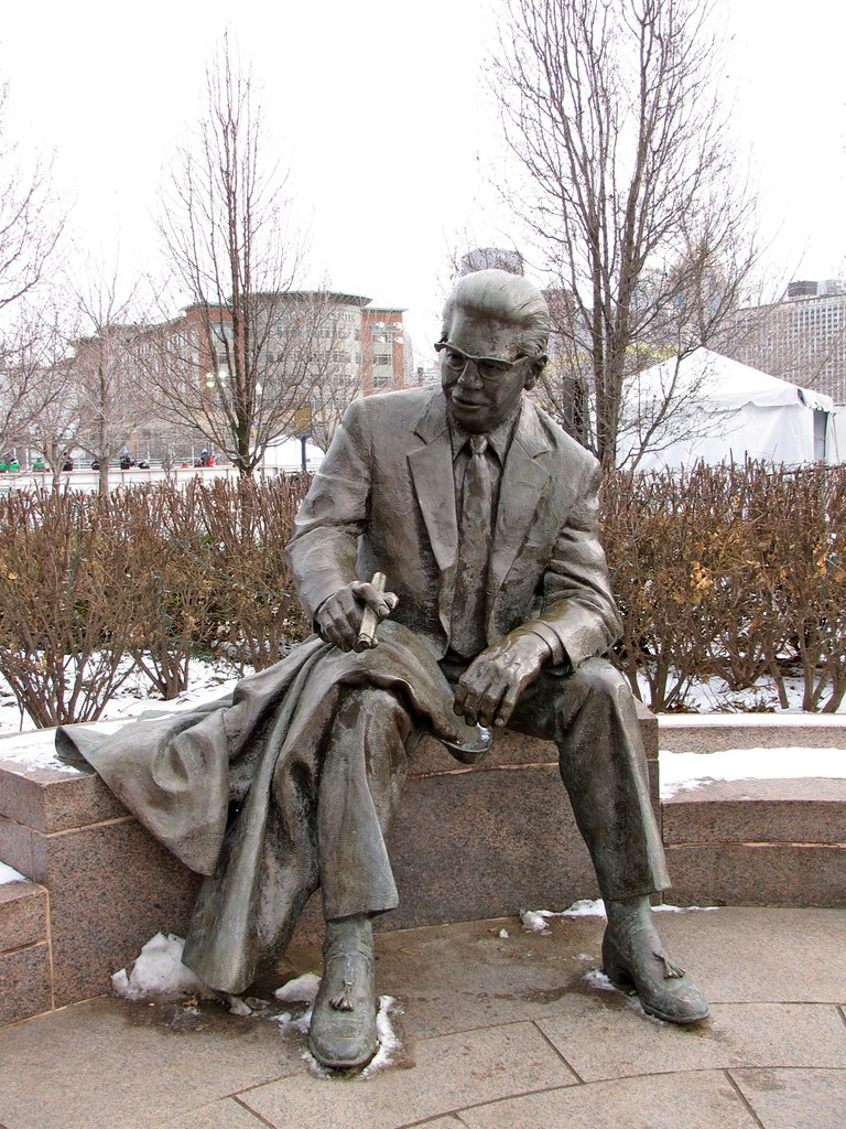 Image result for art rooney statue pittsburgh