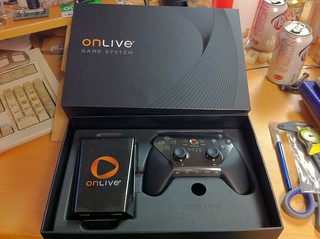 I got a new toy #onlive | by Tony Buser