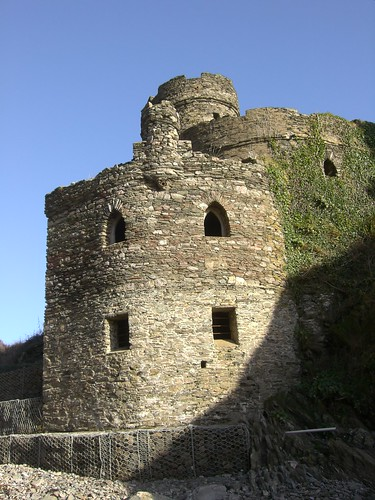 Castle near Kingswear | by srwsrwuk