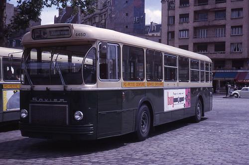 jhm 1963 0094 paris autobus prototype saviem sc10 flickr. Black Bedroom Furniture Sets. Home Design Ideas