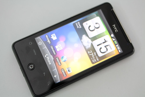 HTC Aria review | by liewcf