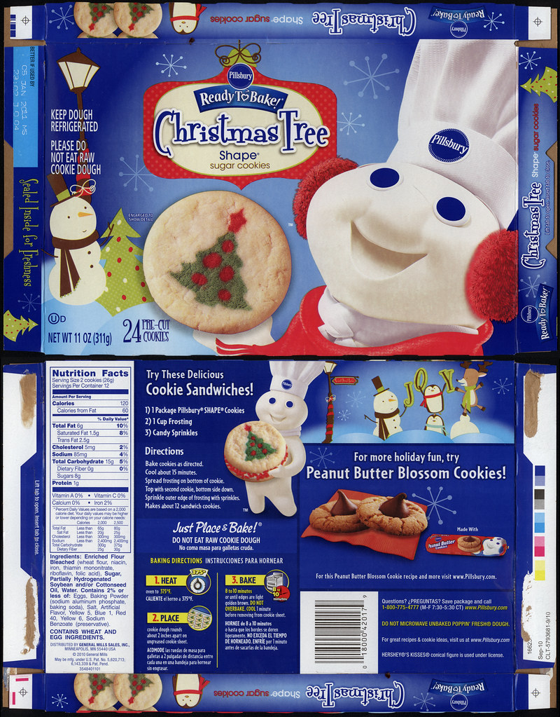 Pillsbury Ready To Bake Target Exclusive Holiday Edition Flickr