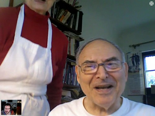 Thanksgiving visit by Skype | by Jeffrey