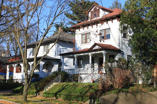 363 And 369 Manor Road Douglaston Historic District