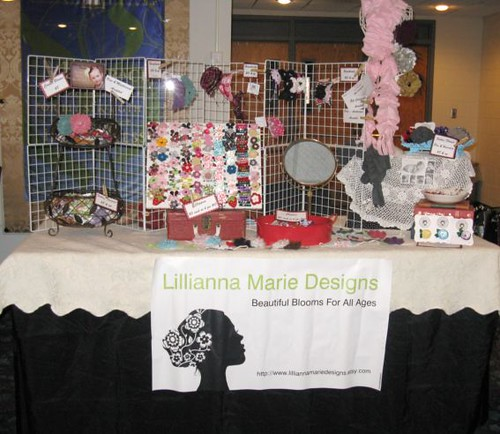 new craft ideas for craft shows cookie walk craft show table the evolving display 7839