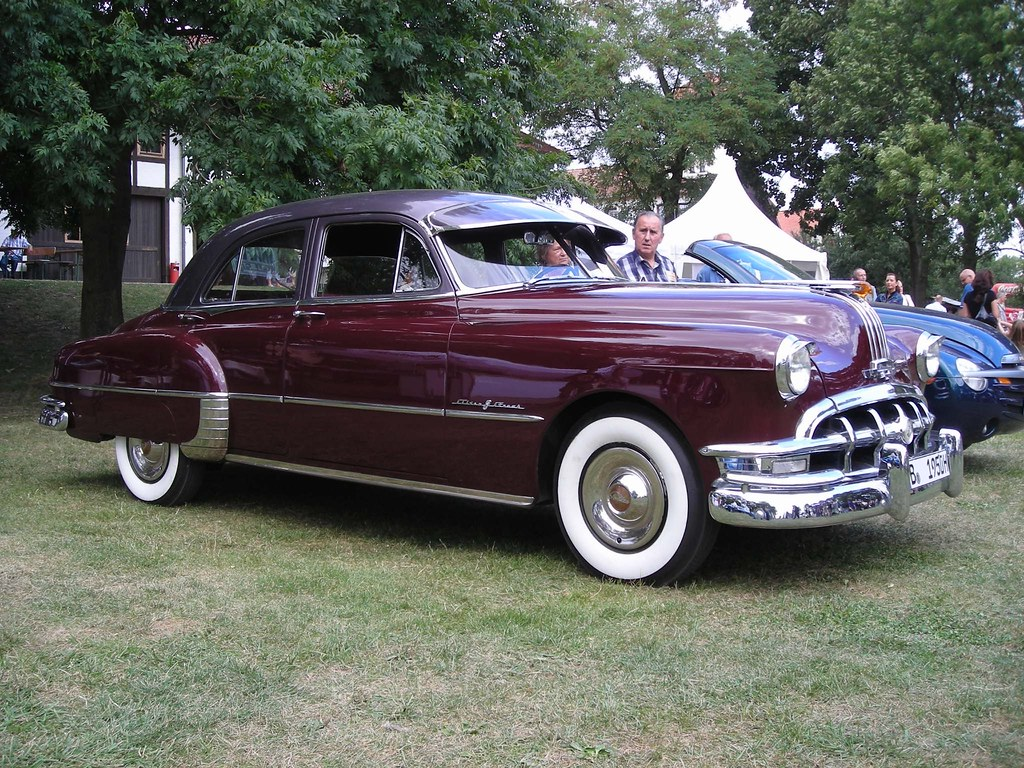 1950 Pontiac Silver Streak 8 1941 Coupe Flickr Rh Com 1949 1951 Chieftain Straigh