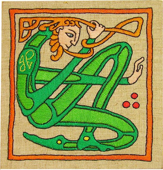 The Man Symbol Of Sttthew The Evangelist This Four E Flickr