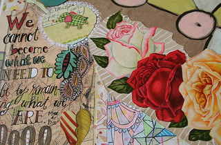 recent journal pages | by pam garrison