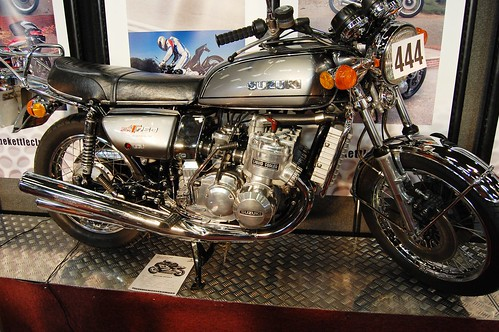SUZUKI GT 750. | by ronsaunders47
