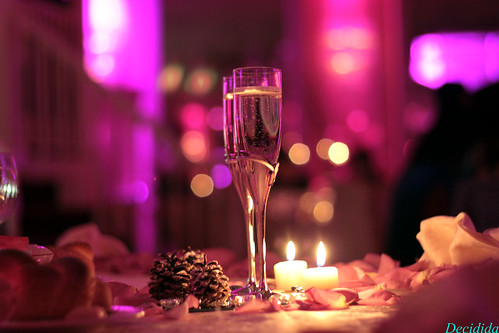 Champagne Flutes | by decidida
