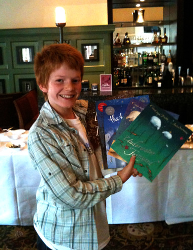Ruaridh with prizes | by mcbfestival