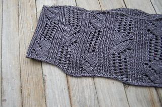 new pattern: vine loop | by knitting school dropout