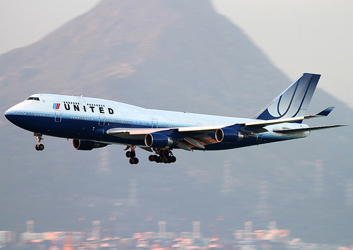Boeing | 747-422 | United Airlines | N171UA | Hong Kong | HKG | VHHH | by Christian Junker | Photography