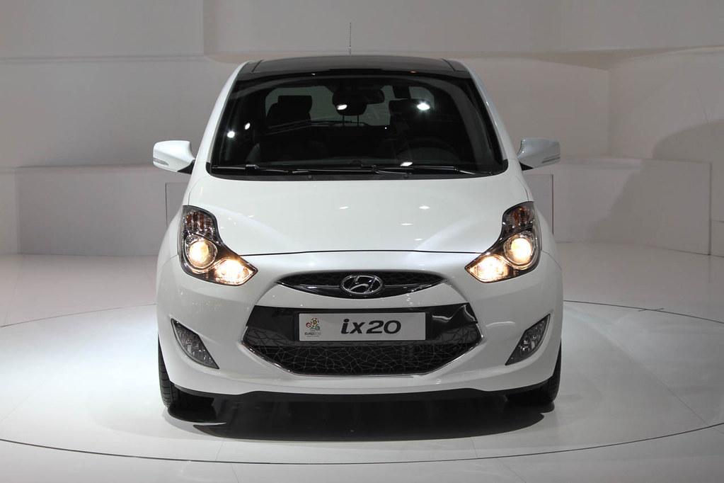 2011 Hyundai Ix20 Loubeat Flickr
