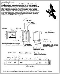 Free bat house plans the best free bat house plans for Free bat house plans do it yourself