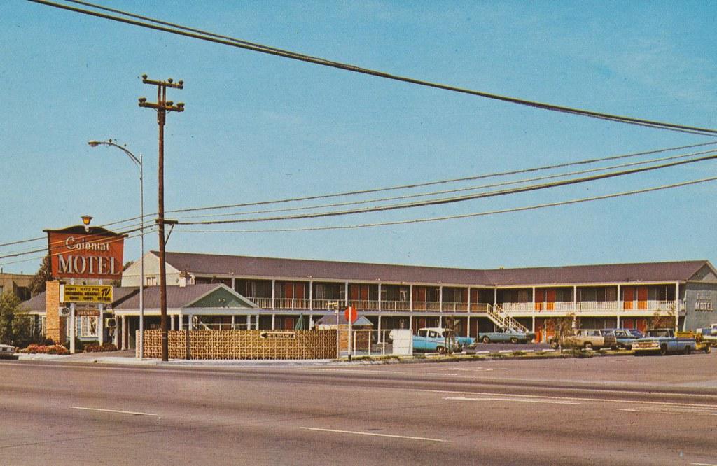Colonial Motel Santa Maria Ca