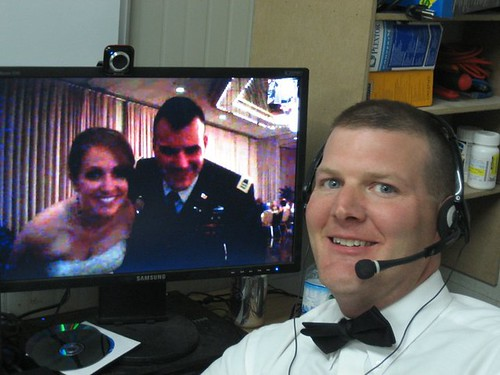 wedding surprise cw2 daniel boggs currently deployed