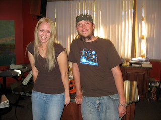 Katie and Doug Dressed Like Twins | by Northern Community Radio
