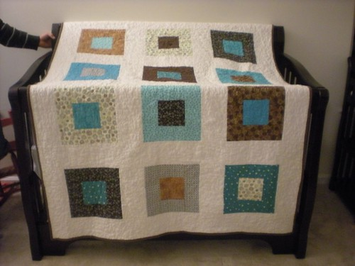 For Baby Shower | by Erin @ Why Not Sew? Quilts