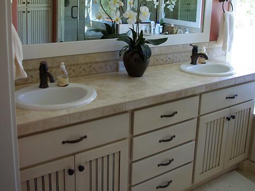 Bathroom cabinets in vancouver washington by northwood flickr for Bathroom vanities vancouver wa