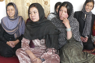 Vocational training for women in Khwaja Omari district, Afghanistan | by PolandMFA
