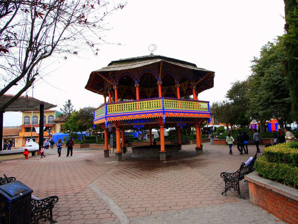 Zócalo de Chignahuapan