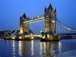 Tower Bridge at dusk. | by Beardy Vulcan
