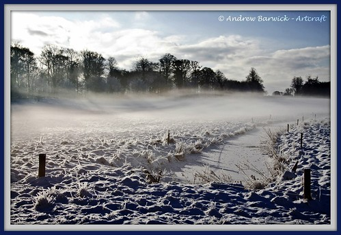 Winter mist, Blickling, Norfolk, explored - thank you for over 1,600 views and 300 comments | by natworld50 thanks for + 1.7 million views