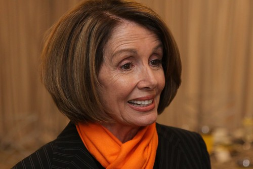 Nancy Pelosi | by shawncalhoun