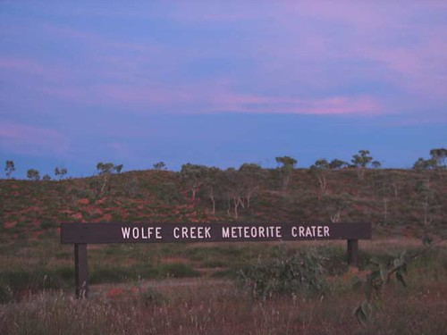 Wolfe Creek 2 | by Meteorite Times Magazine