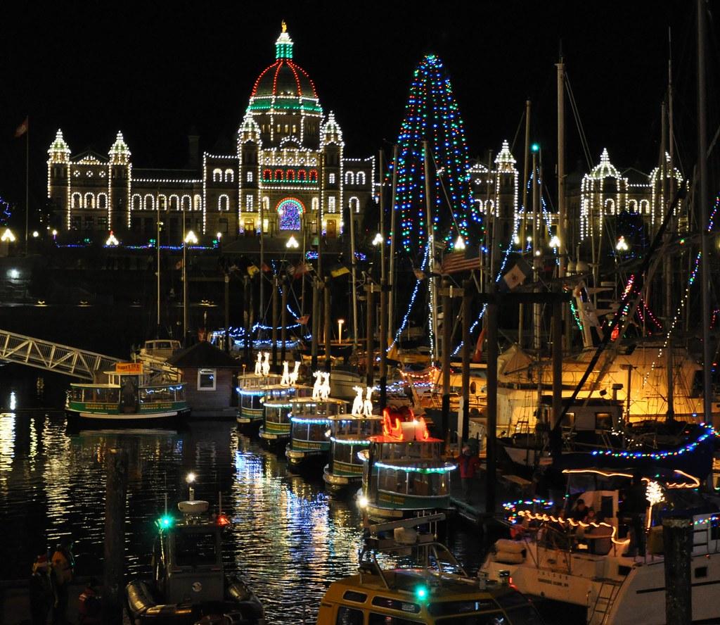 Christmas Lights Victoria