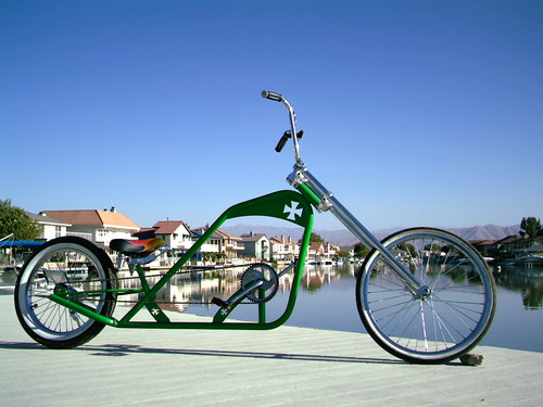 chopper bicycle by bbto - photo #16