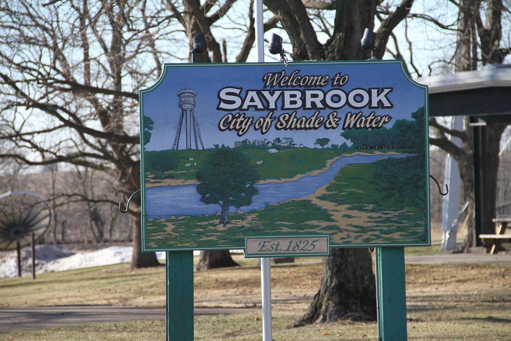 Saybrook, IL
