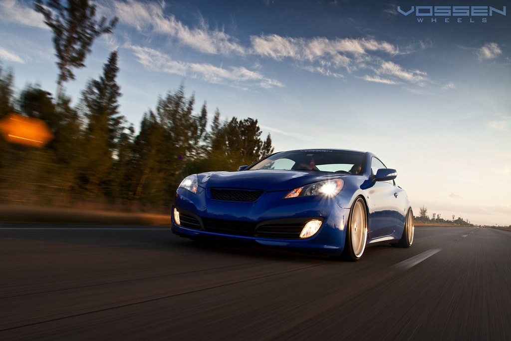Hyundai Genesis Wallpaper View Large New Rolling Shot With Flickr