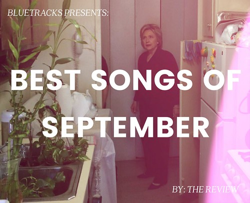 Bluetracks: Best songs of September