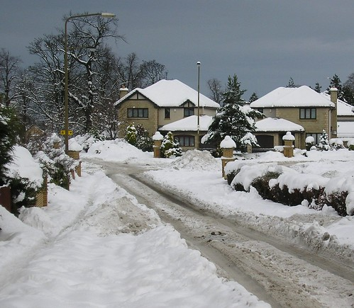 Snow in the suburbs day 6 - Dec 3rd: Carnbee Avenue | by kaysgeog
