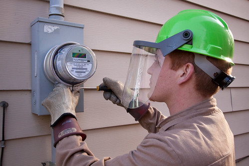 Smart Meter Installation | by portland general